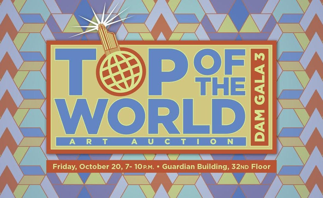 Top of the World Art Auction: DAM Gala 3