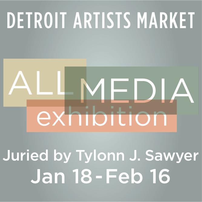 All Media Exhibition, Juried by Tylonn J. Sawyer