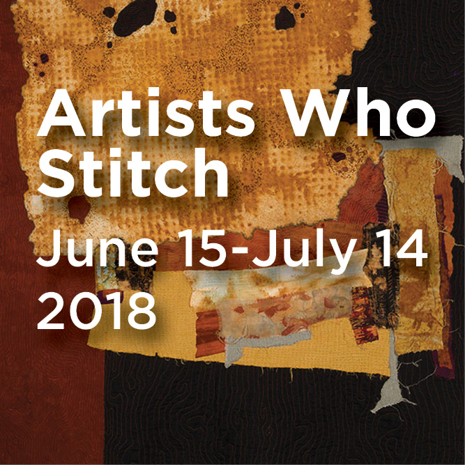 Artists Who Stitch