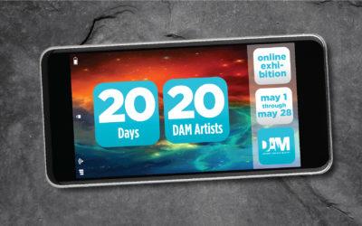 20 Days | 20 DAM Artists