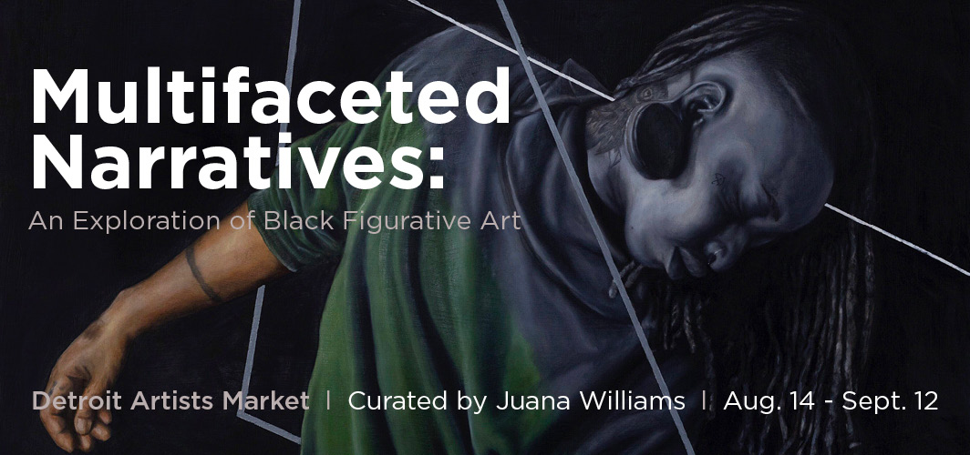 Multifaceted Narratives: An Exploration of Black Figurative Art